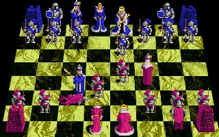 Battle Chess~ I LOVED this game!