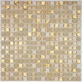 carrelage salle de bain carrelage douche mosaïque verre et pierre havanna