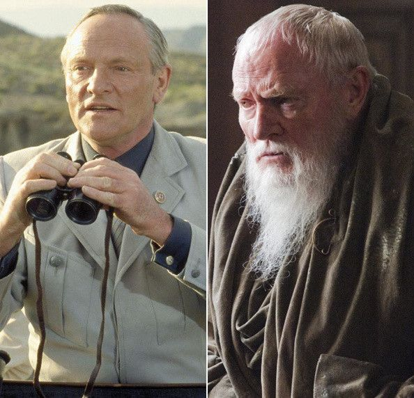 Grand Maester Pycelle In Indiana Jones Got Characters It Cast Pycelle