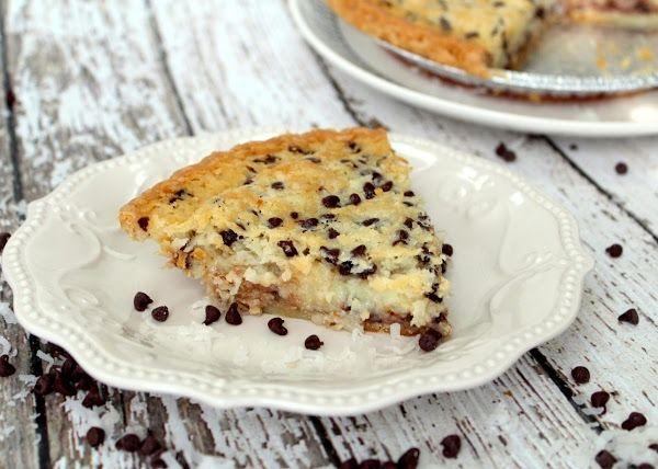 Mama's Mounds Bar Pie Recipe