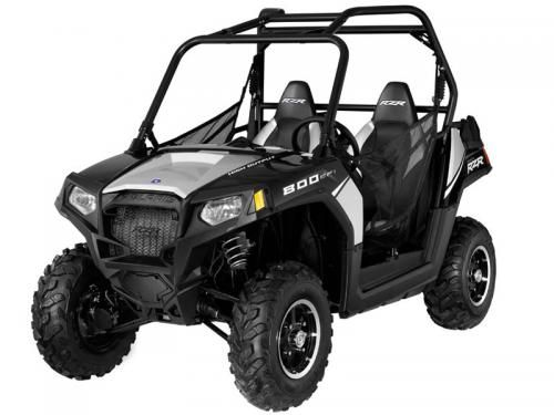 Our newest toy   Black and liquid silver RZRAtv Image, Atv Pictures, Atv 2012