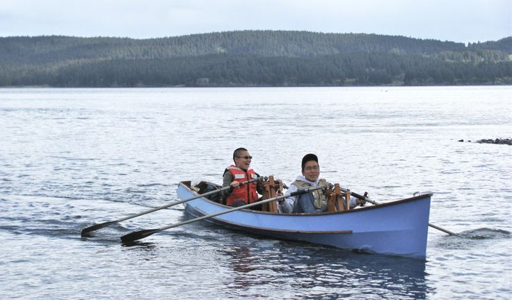 Youth boating in Kodiak. Photo by Amy Modig