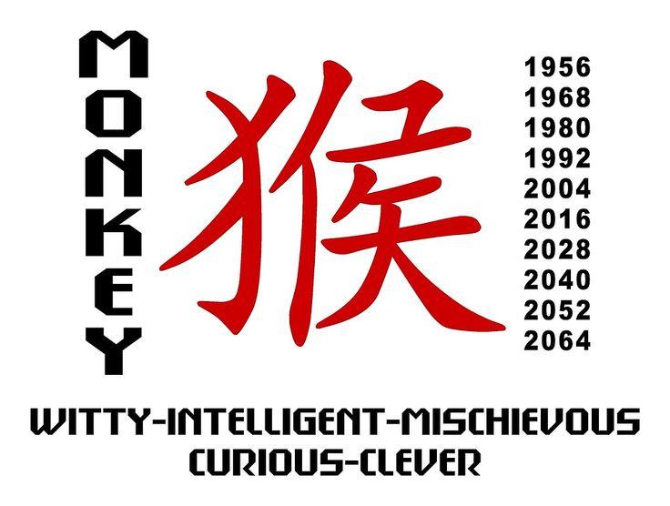 39 Best Year Of The Monkey Images On Pinterest Monkey Monkeys And