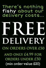 FREE FRESH FISH HOME DELIVERY