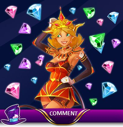 Help Queen count her precious diamonds!  Leave your answers in the comments below.