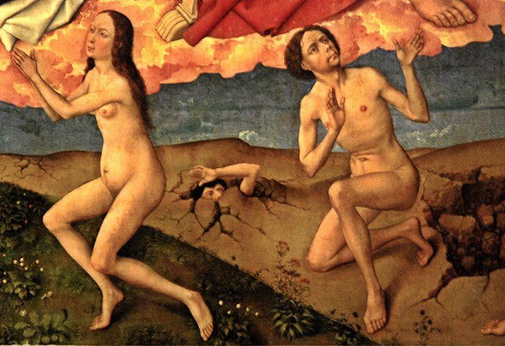 Hospices de Beaune Le Jugement dernier (Rogier van der Weyden) Le paradis