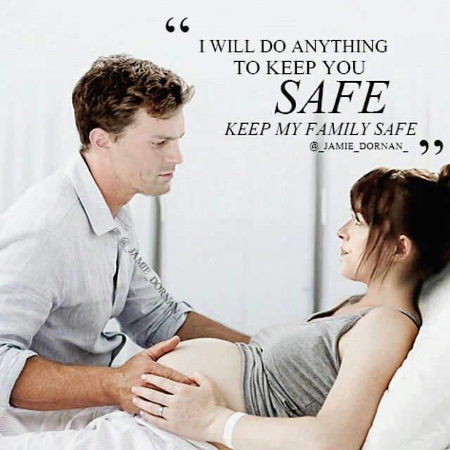 Desperately waiting to see Christian as a father in Freed. #FiftyShades…