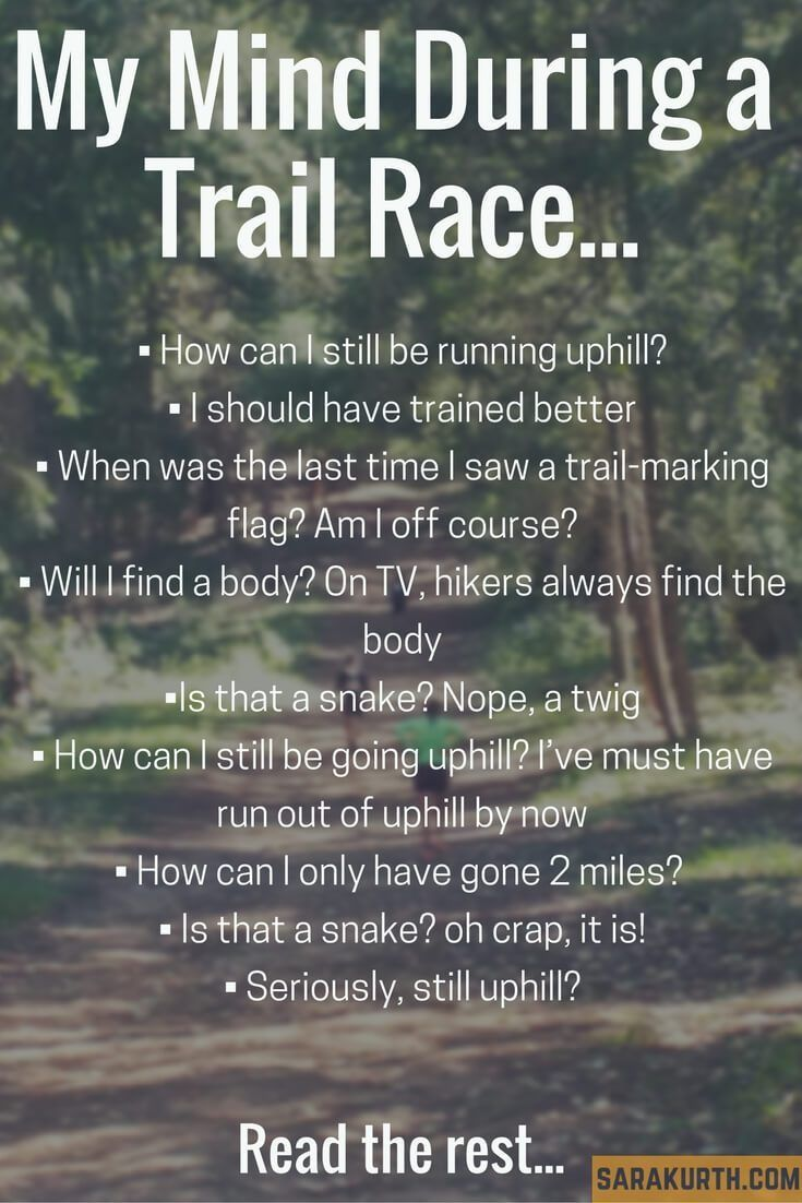 random-thoughts-on-a-trail-run                                                                                                                                                                                 More