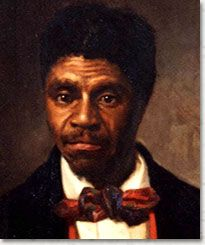 On March 6, 1857, the Supreme Court ruled in Dred Scott v. Sandford  that Americans of African descent, whether free or slave, were not American citizens and could not sue in federal court and that Congress could not ban slavery in American territories. #TodayInBlackHistory