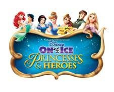 STAY COOL, CAP OFF SUMMER WITH LOVABLE DISNEY FRIENDS DISNEY ON ICE PRESENTS PRINCESSES & HEROES SKATES INTO AMWAY CENTER THIS SEPTEMBER