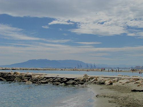 Playa de Pedregaleja - Malega, Spain 2013