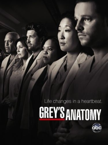 Grey´s Anatomy MY FAVORITE TV SERIES!!!