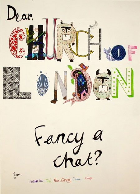 Poster, Dundee, Students, Art, Design, Typography