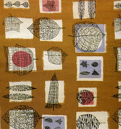 lucienne day fabric - Google Search