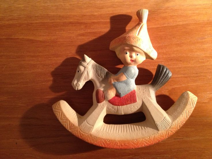 50s Child's rubber toy.  Probably lethal.