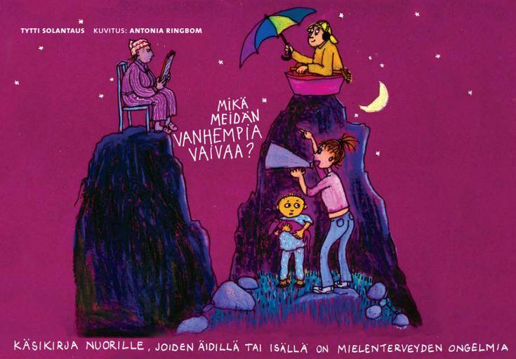 Nuorille, joiden vanhemmalla on mielenterveyden ongelma | Suomen Mielenterveysseura