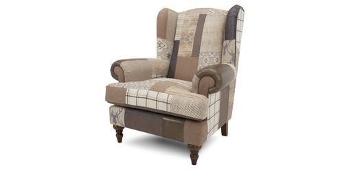High back wing chair alpine dfs living room wing - High back wing chairs for living room ...