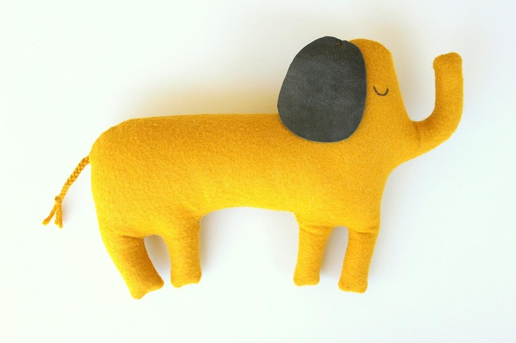 Ellie the Elegant Elephant Plush