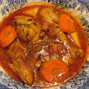 Pollo de la Festividad