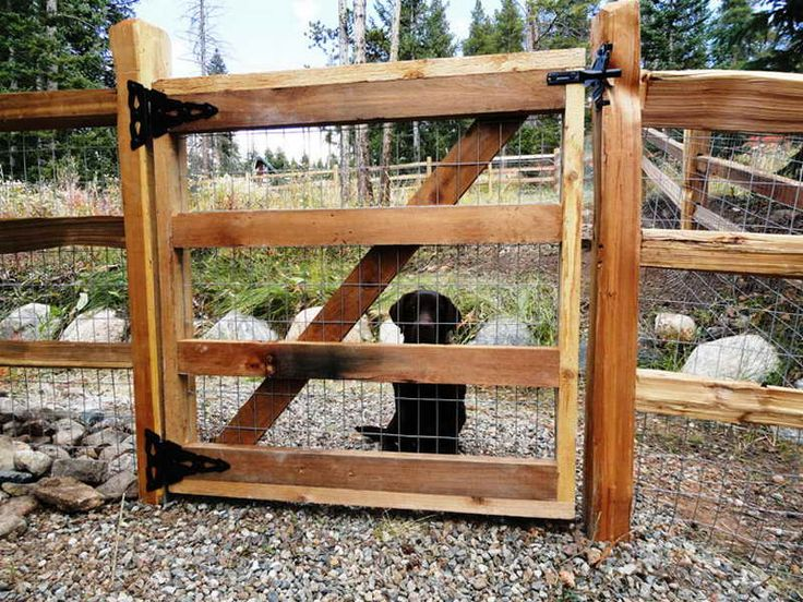 Superior How To Install Split Rail Fence Gate