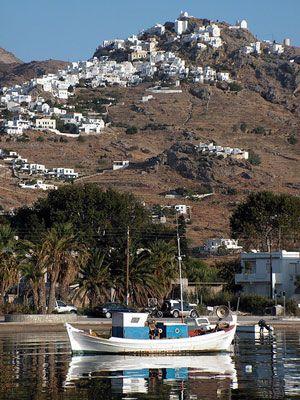 Serifos island (Hora ) Greece