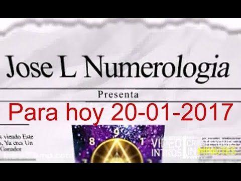 Numerología Para Hoy 20-01-2017 Numeros Para Jugar Tu Loterias - (More info on: https://1-W-W.COM/lottery/numerologia-para-hoy-20-01-2017-numeros-para-jugar-tu-loterias/)