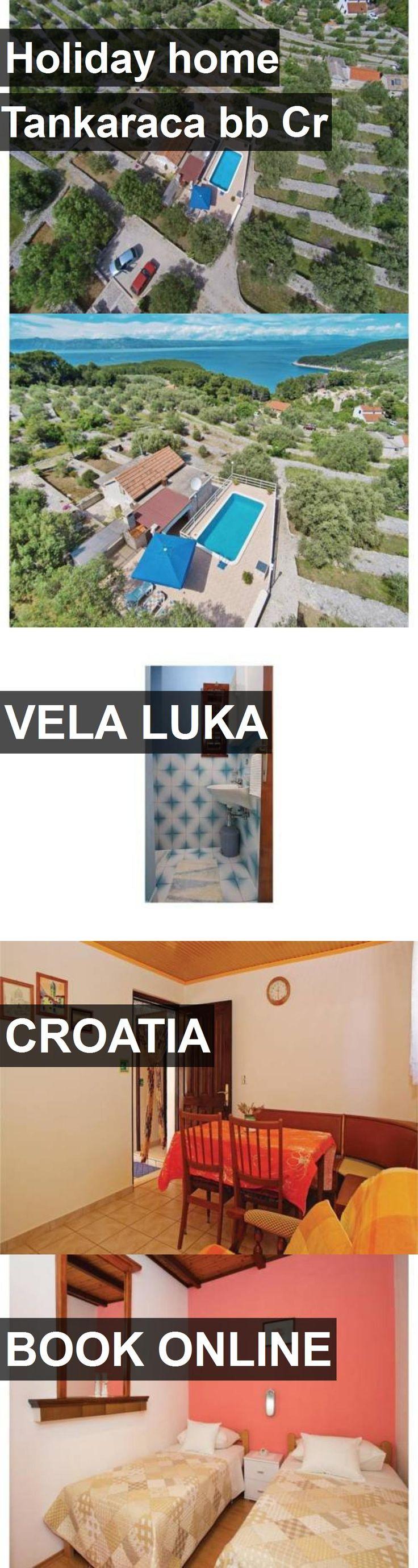 Hotel Holiday home Tankaraca bb Cr in Vela Luka, Croatia. For more information, photos, reviews and best prices please follow the link. #Croatia #VelaLuka #HolidayhomeTankaracabbCr #hotel #travel #vacation