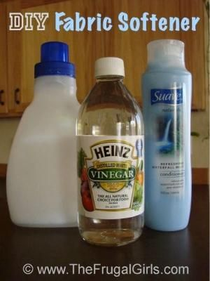Homemade Fabric Softener in DIY, Frugal Tips, Homemade Cleaners, Recipes by bessie