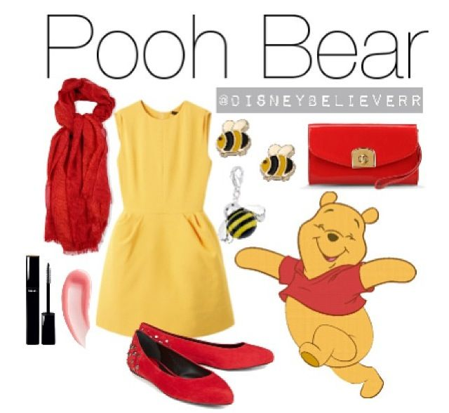 Pooh bear!!!! He has been my favorite Disney character or any character ever!!!! I've loved him since I was really really little <3