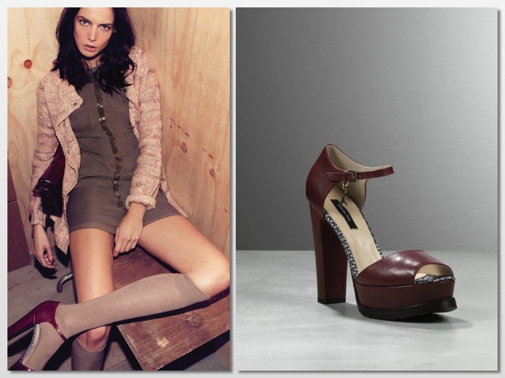 #PRE-FALL #13 MOST WANTED SANDAL http://patriziape.pe/18STZsq
