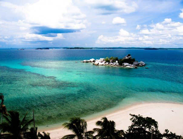 Belitung Island, Bangka, Indonesia