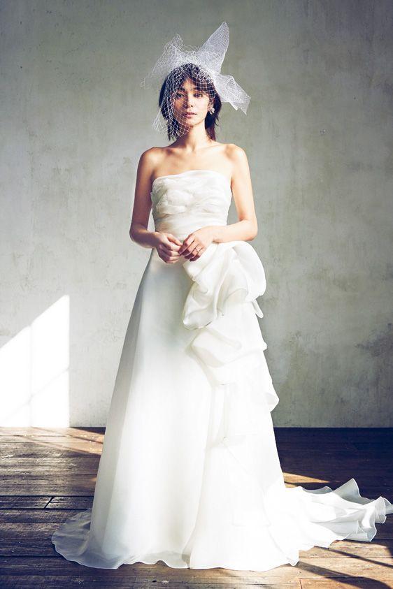 ウエディングドレス|february