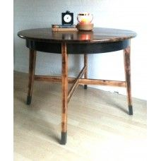 Rustic Heat Distressed Pine Table