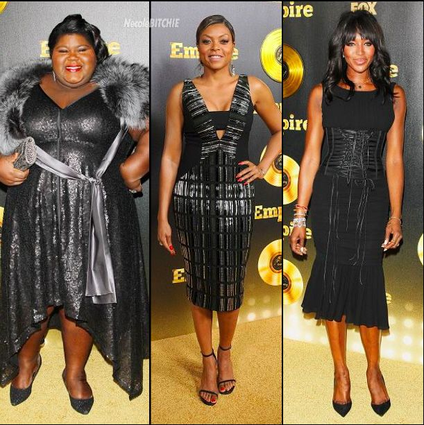 Dresses From the Show Empire