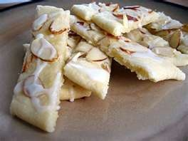 Scandinavian Almond Bars I make these every year - my favorite!