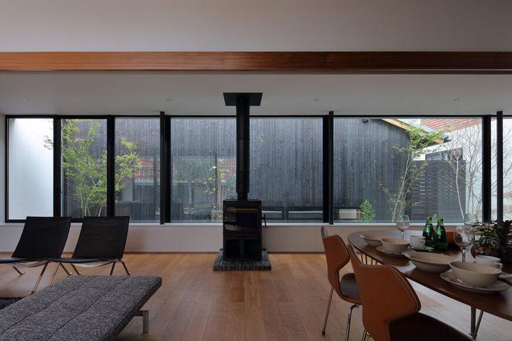 RC住宅 鉄筋コンクリート造の家 素材の家5