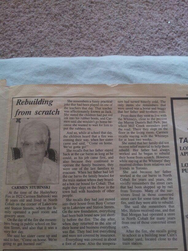 Old Haileybury news 5