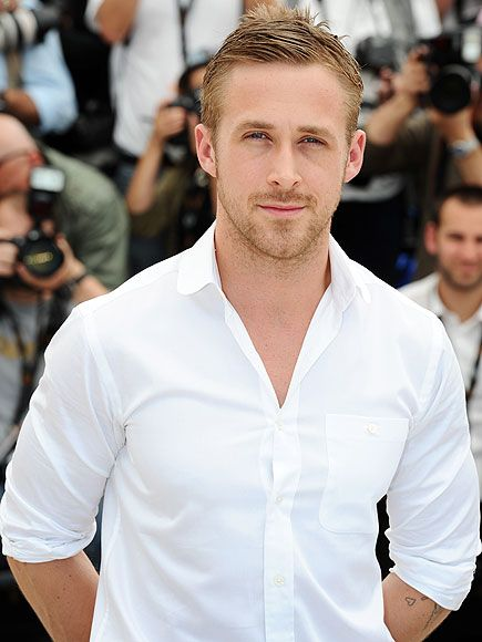 Who doesn't love a crisp white button up on a man?