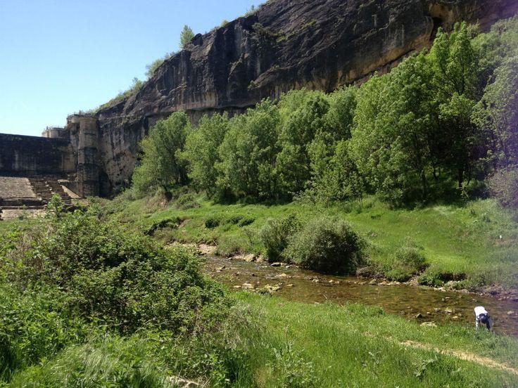 El Pontón de la Oliva es un sitio perfecto para hacer picnic por la provincia de Madrid