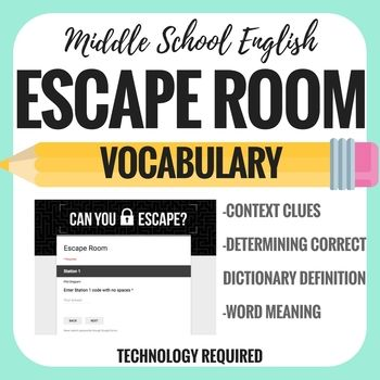 Escape Room Efl