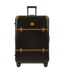 Bric's - Bellagio v2.0 - Valise 32'' rigide 4 roues doubles olive