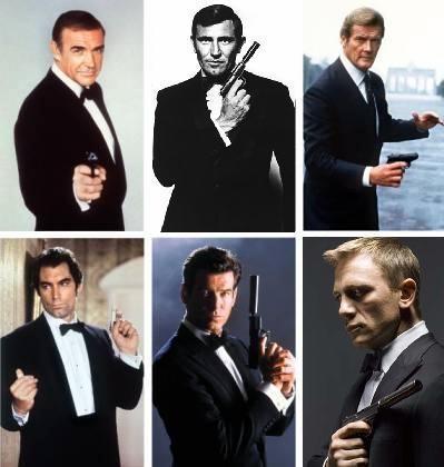 8/24/2012 Every Bond Movie!