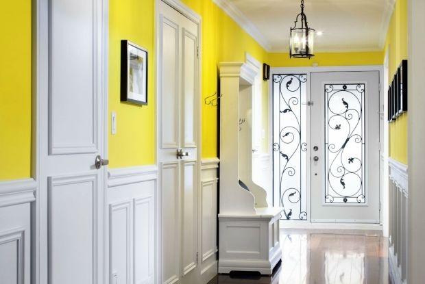 Stunning entry foyer By Colin and Justin!!