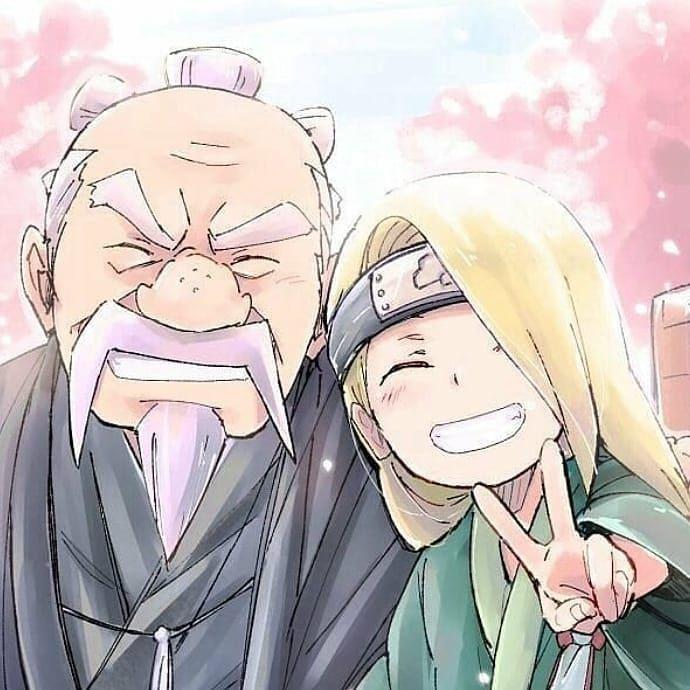 Onoki & Deidara   Akatsuki, Instagram, Naruto