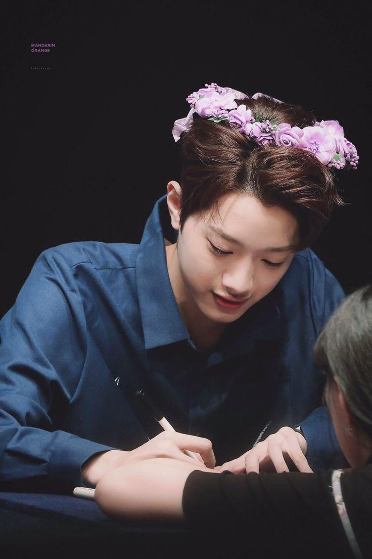 Wanna One 라이관린 (Lai KuanLin) AKA MY BABY