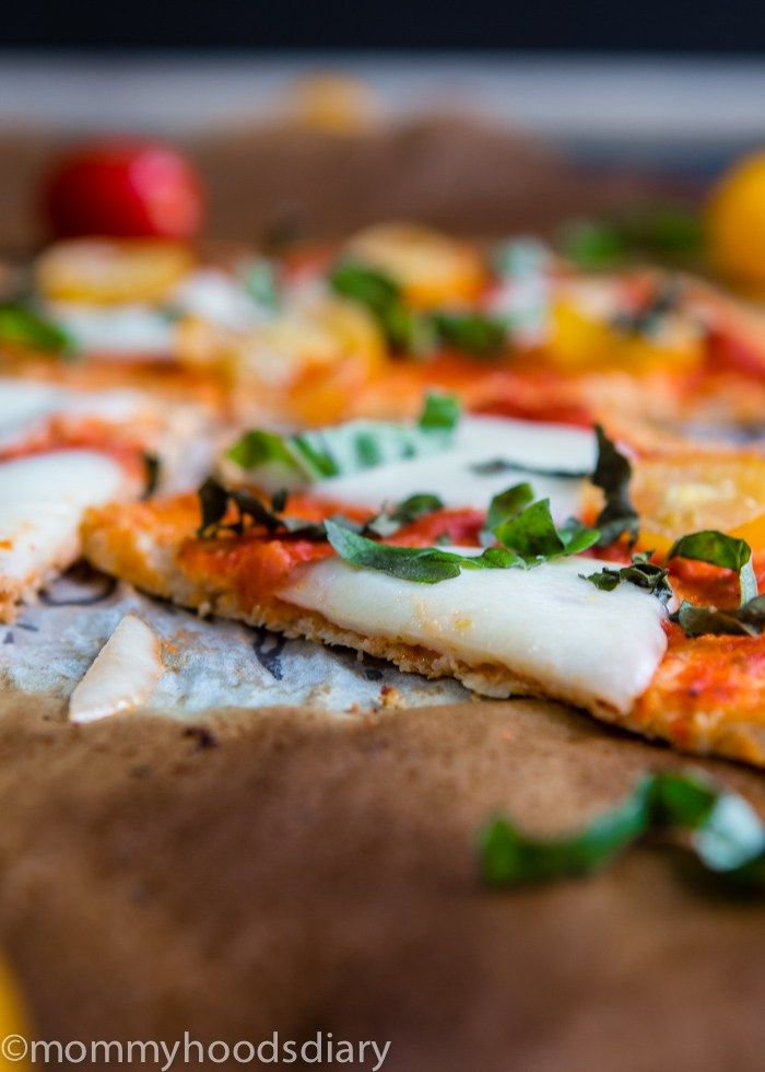 Blumenkohlpizza-Kruste – Ei geben frei   – Gluten Free