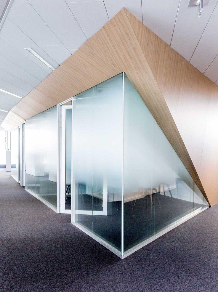 Best 25+ Glass office ideas on Pinterest | Office space ...