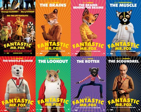 Fantastic Mr.Fox: Wedding Parties, Movie Posters, Character Posters, Wes Anderson, Fantastic Mr Foxes Movie, Comic Books, Fantastic Mr Foxes Parties, Fantastic Mr Foxes Wedding, Fantastic Mrfox