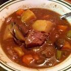 Photo de recette : Ragoût de bœuf, à la mijoteuse