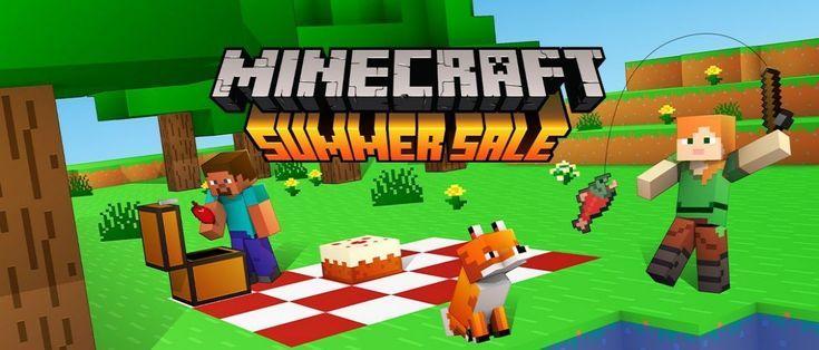 Aprovecha Las Ofertas De Verano De Minecraft 2020 Nuevo Mapa Gratuito Y Descuentos Minecraft Dibujos Minecraft Arte De Minecraft